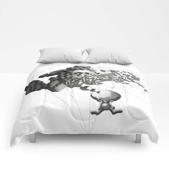 Think Boy Comforters