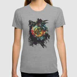 Circle of Life Surreal Study T-shirt
