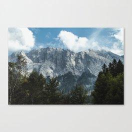 Waxenstein #2 Canvas Print