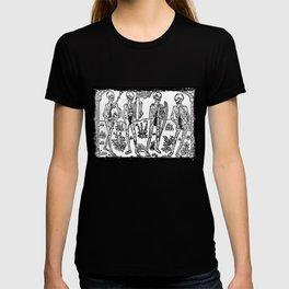 Danse Macabre Musicians T-shirt