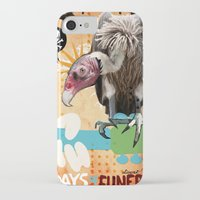 woodstock iPhone & iPod Cases featuring COLLAGE: Woodstock Funeral by Diavu'