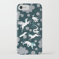 constellation iPhone & iPod Cases featuring  Constellation  by Liluna