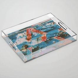I_CEGE Acrylic Tray