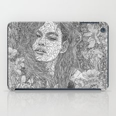 Leave it all iPad Case
