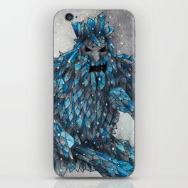 Frost Giant iPhone Skin