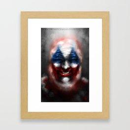 POGO Framed Art Print