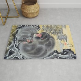 Monkeys - Digital Remastered Edition Rug
