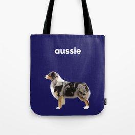 Australian Shepherd #5 Tote Bag