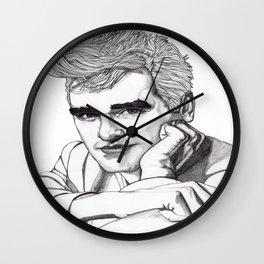 This Charming Man  Wall Clock