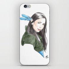 Vex'ahlia iPhone & iPod Skin