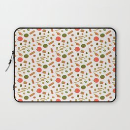 Old Fashioned Boiled Sweets: Alternate Colour by Chrissy Curtin Laptop Sleeve