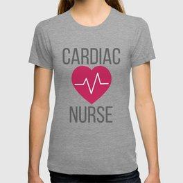 Cardiology Nurse Gift Cardiac Nurse Gift T-shirt