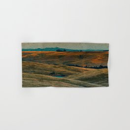 The Beauty of Nothing and Nowhere Hand & Bath Towel