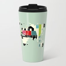 This is not a test Metal Travel Mug