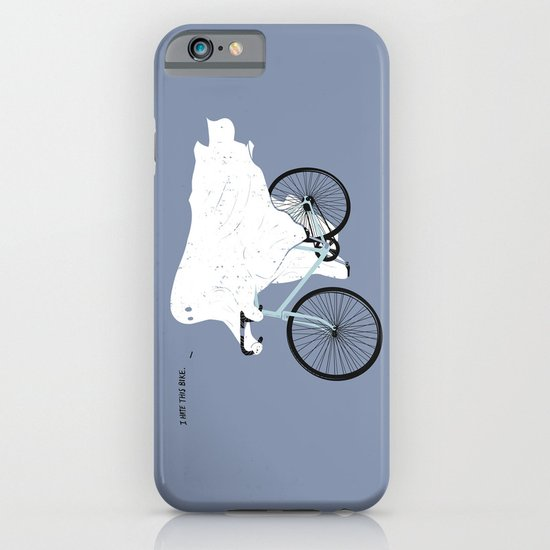 Negative Ghostrider. iPhone & iPod Case