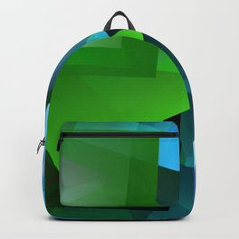 Leaves and light ... Backpack