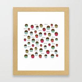 Brigadeiro-delicioso:) Framed Art Print