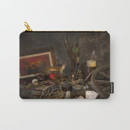 Vanitas Carry-All Pouch