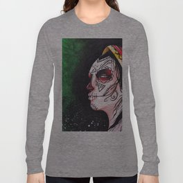 Greenish Love Long Sleeve T-shirt