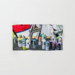 Artist's Playground Hand & Bath Towel