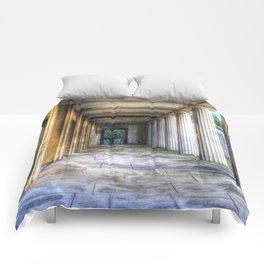 Kensal Green Cemetery  Colonnade Comforters
