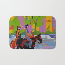 RETURN TO SPIRIT RIVER part 2 Bath Mat