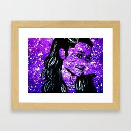 Ariana Grande Framed Art Print