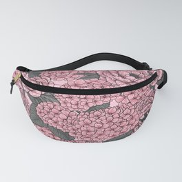 Floral bouquet in pink Fanny Pack