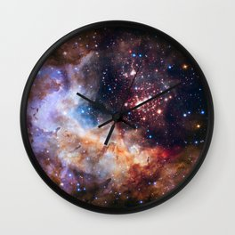 Cluster Westerlund  Wall Clock