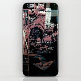 Concrete Jungle 2 iPhone Skin
