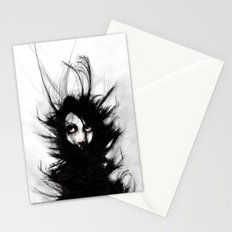Coiling and Wrestling. Dreaming of You Stationery Cards