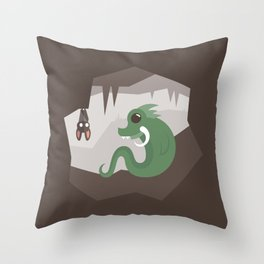 Gowrow Throw Pillow