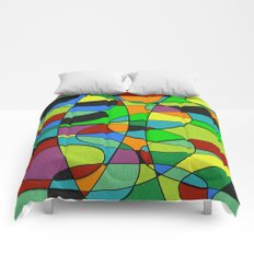 Abstract #309 Comforters