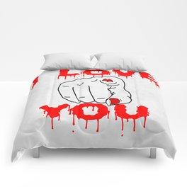 I Love You Comforters
