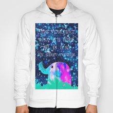 elephant-15 Hoody