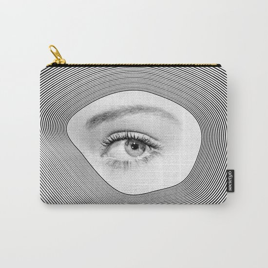 Is there anybody out there Carry-All Pouch
