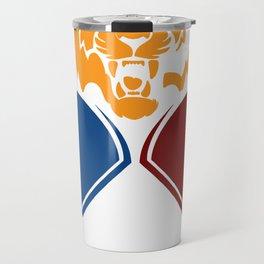 Table Tennis Gift Sport Single Double Tournament Travel Mug
