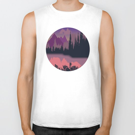 My Nature Collection No. 23 Biker Tank