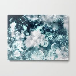 Heavy Cloud but no Rain Metal Print