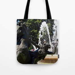 JC Nichols Fountain Tote Bag