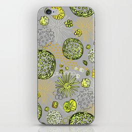 Algae mix iPhone Skin