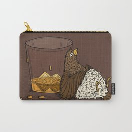 Thirsty Grouse - Colored! Carry-All Pouch