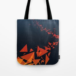 Submerged in Autumn Tote Bag