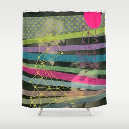 We're All Made Of Stars Shower Curtain