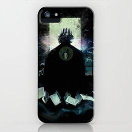 Kisuke Urahara iPhone Case