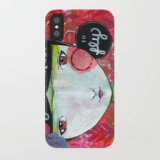 You Were Meant to Fly Slim Case iPhone X