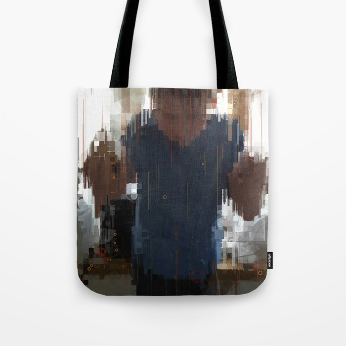 Transformation of the 16-Bit Boy Tote Bag