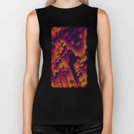 Let Them Wither And Crumble To Dust Biker Tank