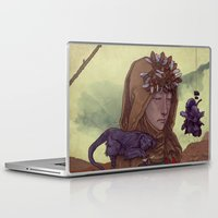 journey Laptop & iPad Skins featuring Journey by Philipp Banken