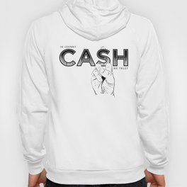 In Johnny Cash We Trust. Hoody